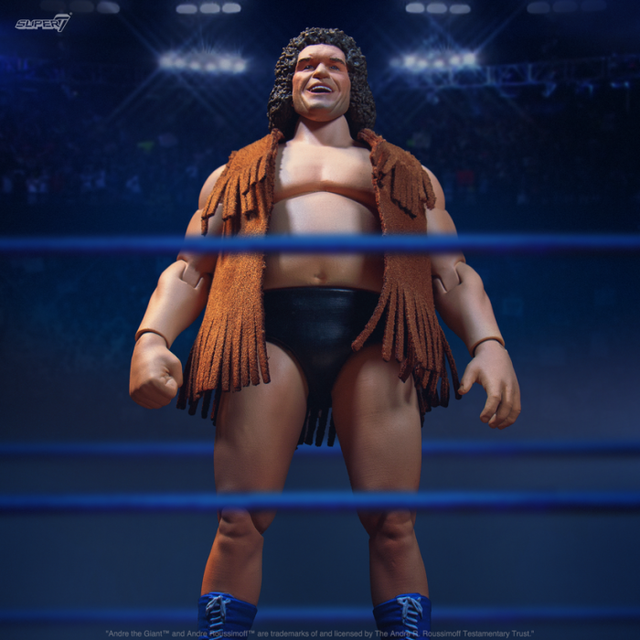 Super7 Andre the giant action figure ultimate