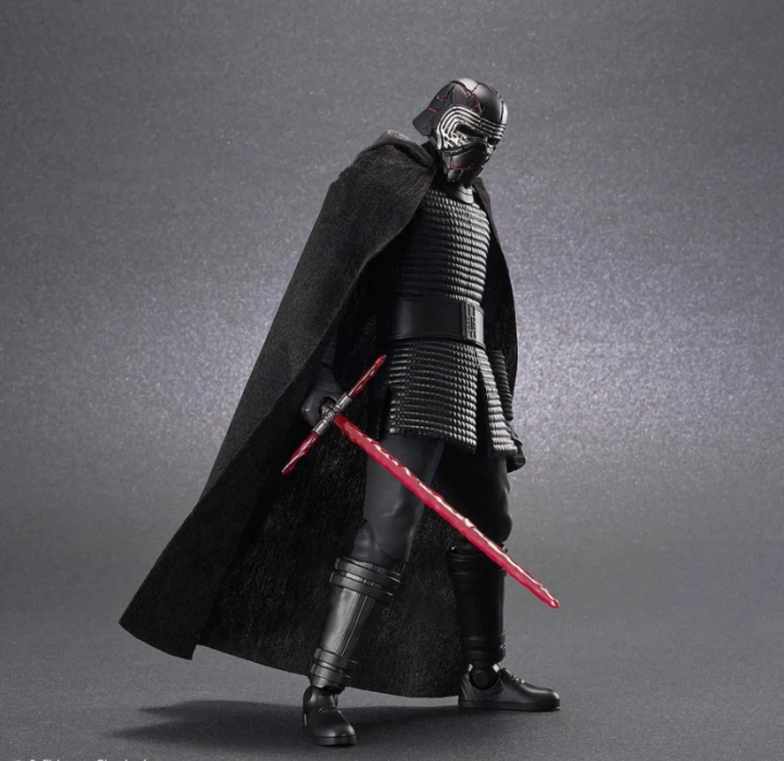 Bandai-Star Wars-1-12-Plastic-Model-Kylo Ren