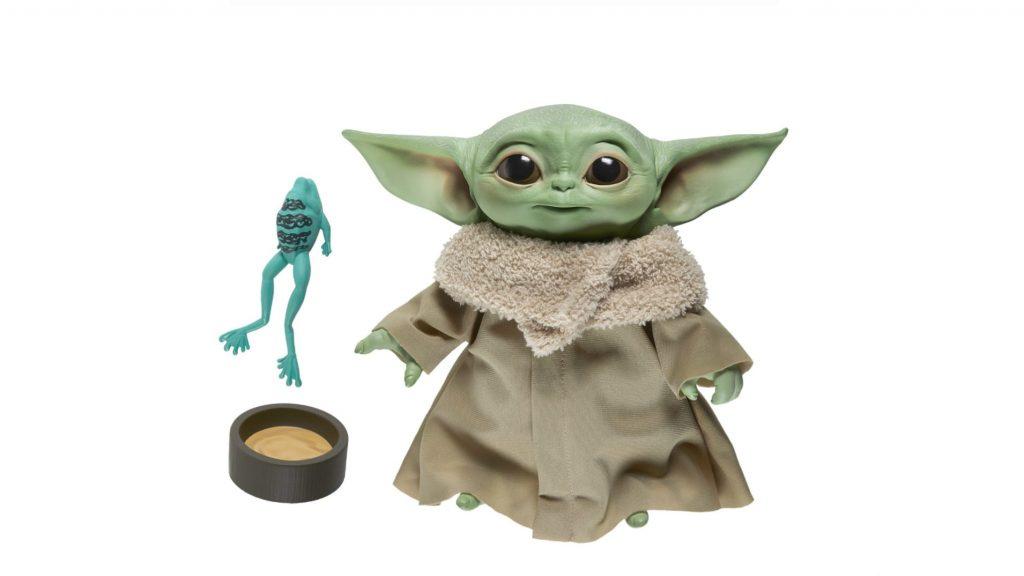 Baby Yoda Action Figure Hasbro