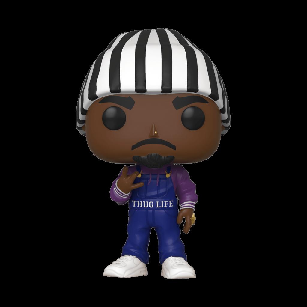 Tupac Funko Pops Action Figure