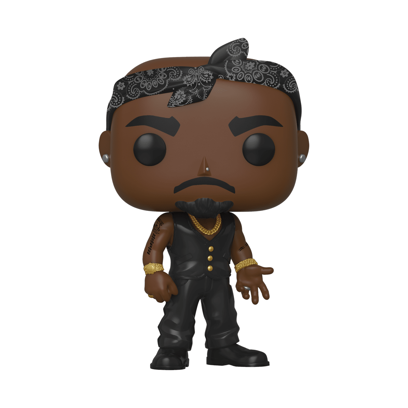 Funko Pops! tupac shakur new