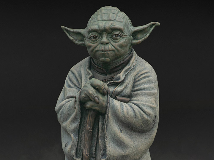 Life-sized Yoda for Sale