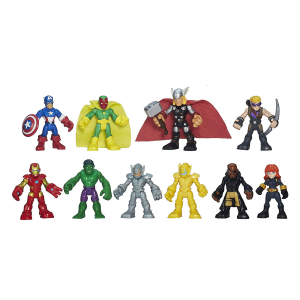 Marvel Action Heroes for Kids