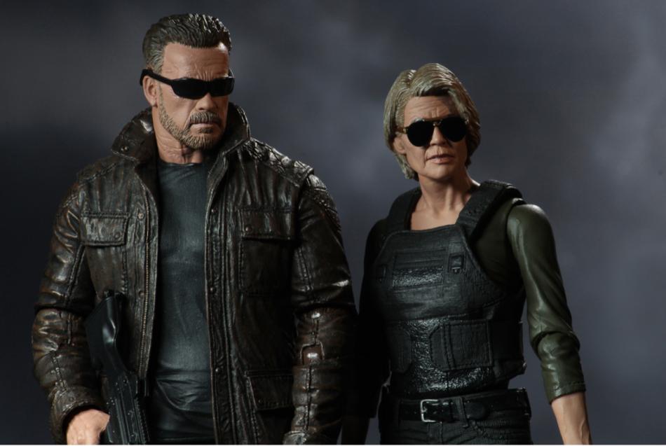 Terminator: Dark Fate Sarah Connor Figure