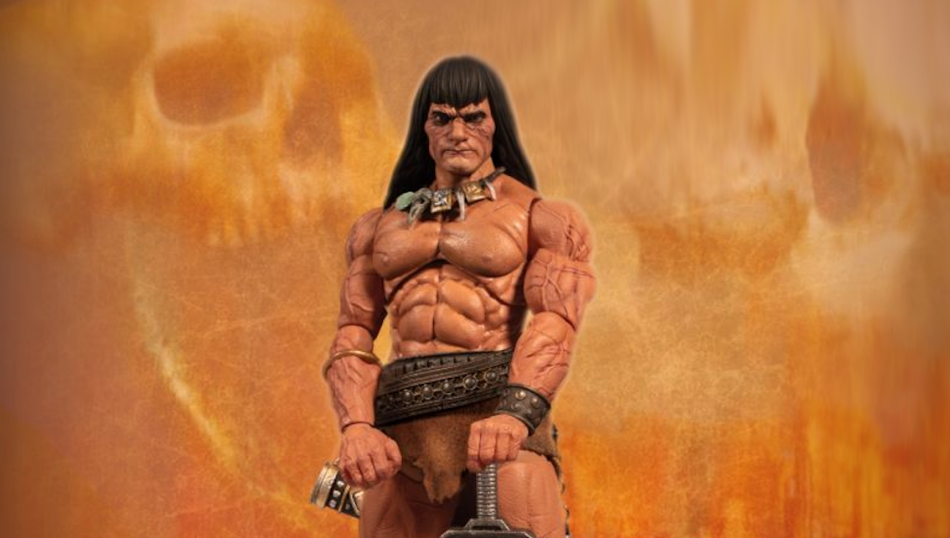 ONE:12 COLLECTIVE Conan The Barbarian