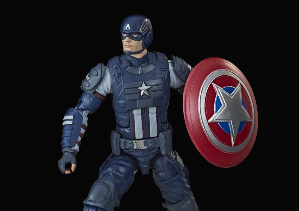 Marvel Legends-Series-Gamerverse-Captain-America