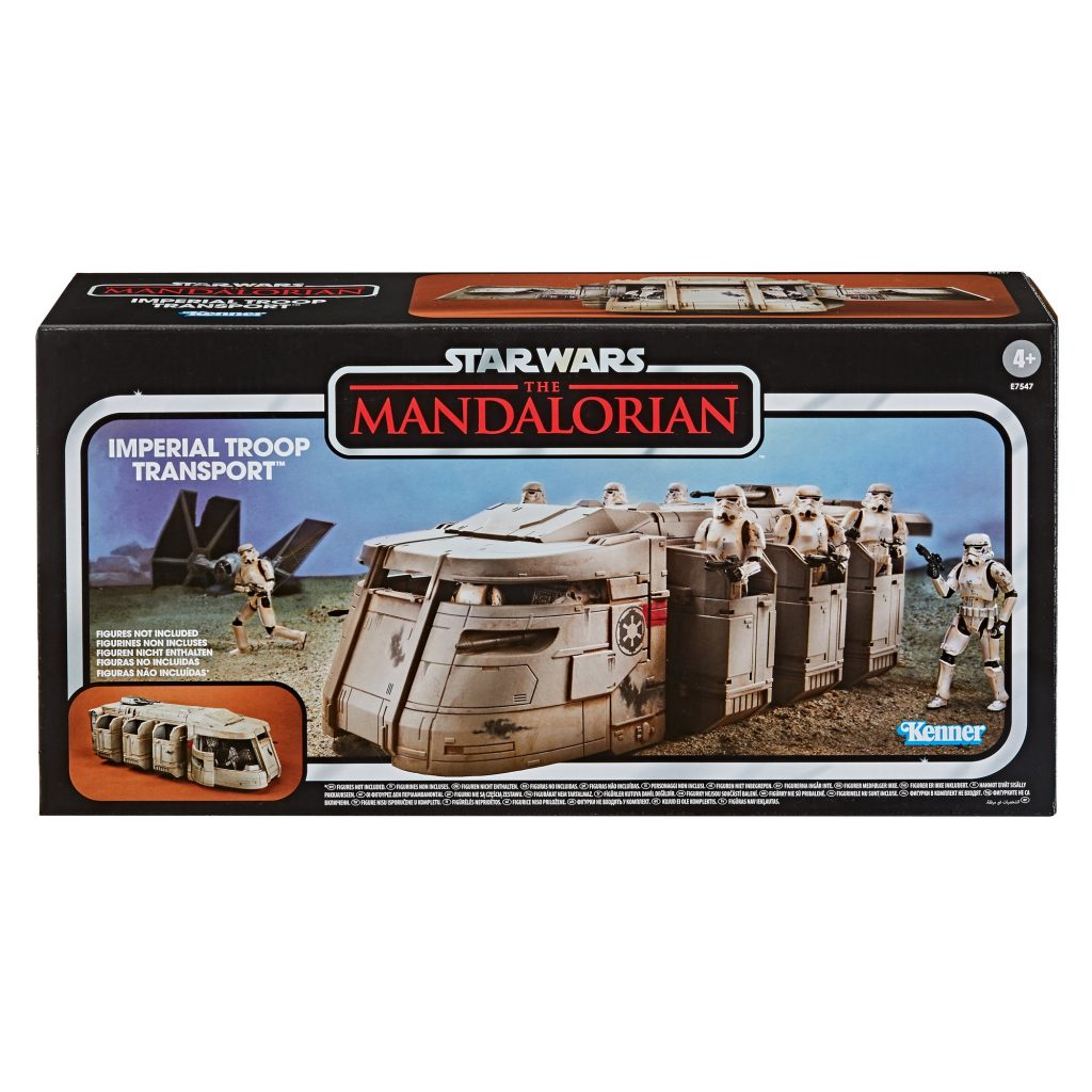 Kenner Toys the madalorian