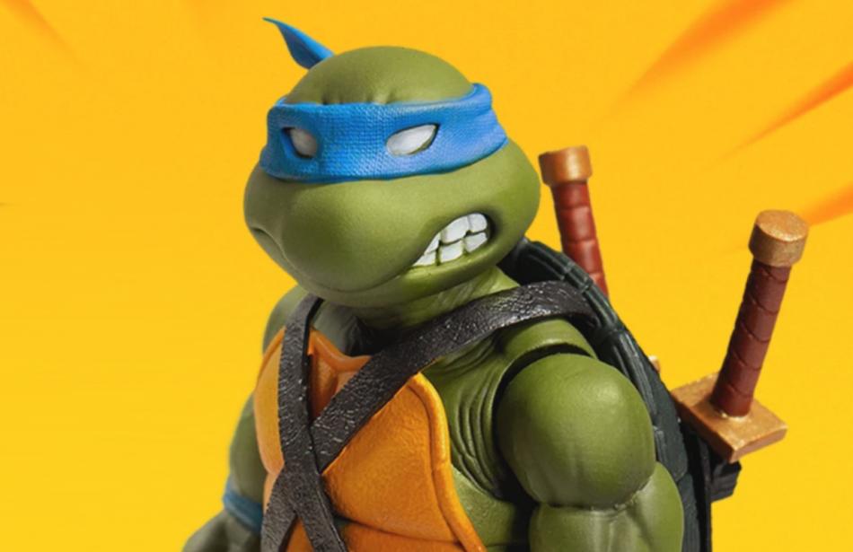 Teenage Mutant Ninja Turtles ULTIMATES! Wave 2