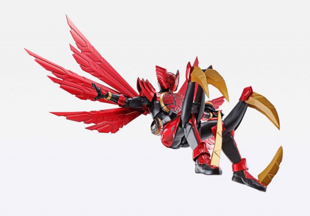Kamen Rider OOO action figure