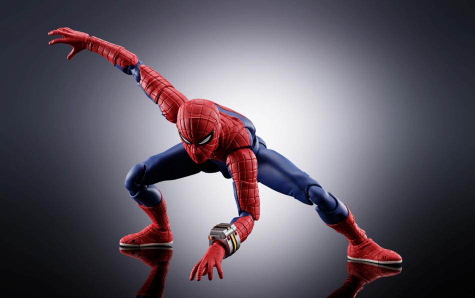 S.H.Figuarts TOEI Spider-man Japanese TV version