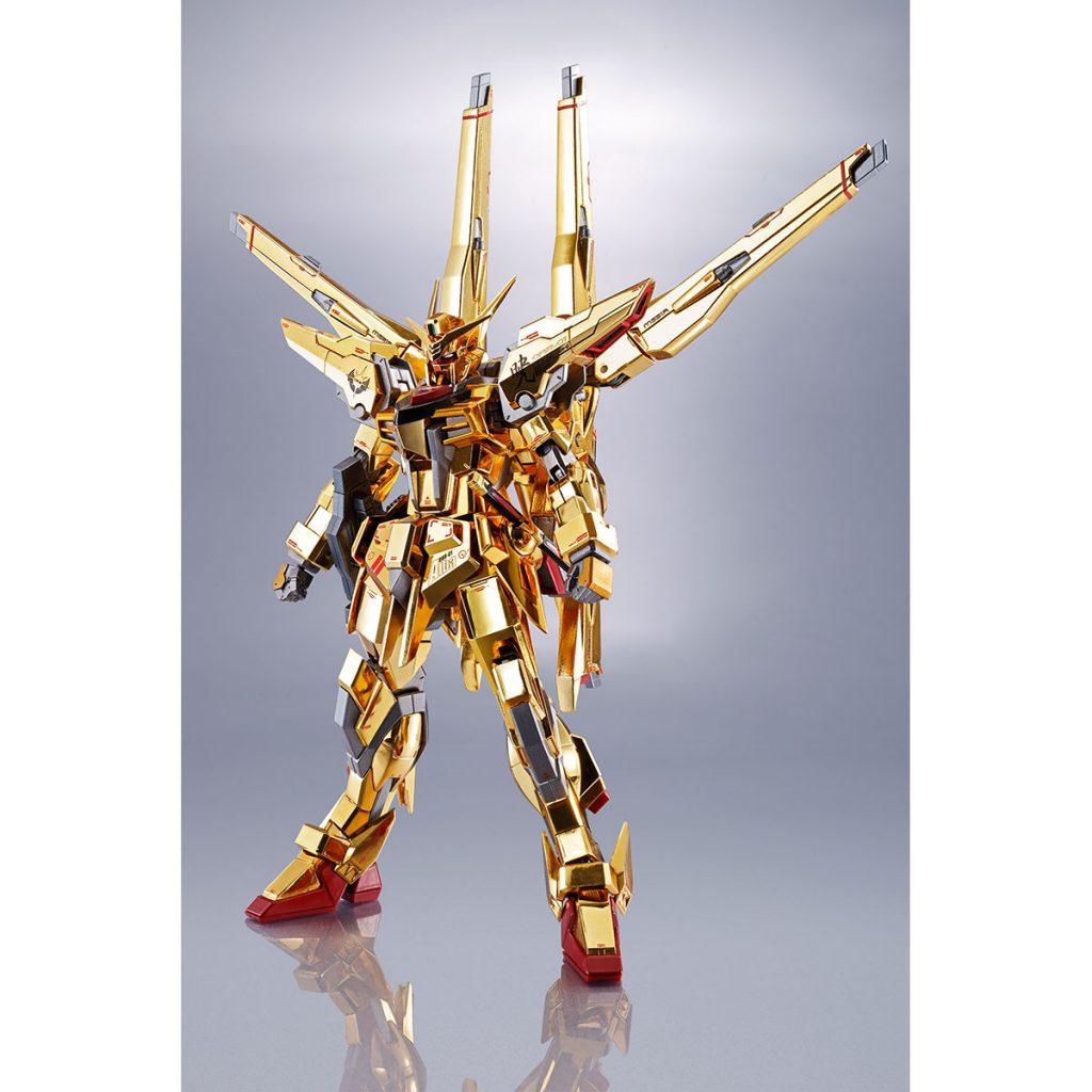 Gundam Metal Robot Spirits Akatsuki Gundam (Shiranui Unit)