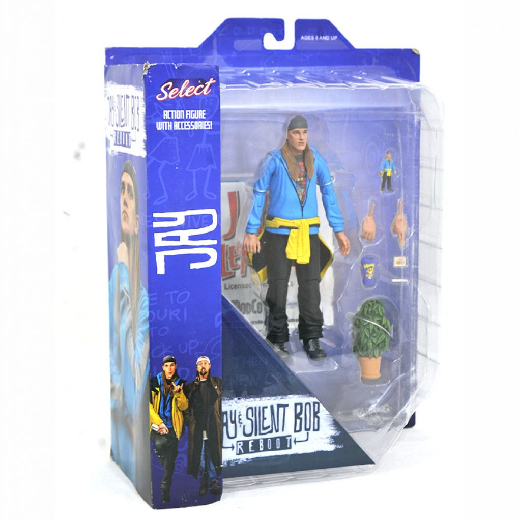 Jay and Silent Bob Action Figures