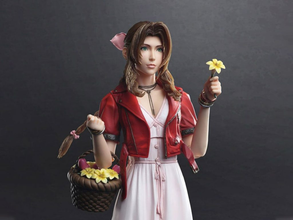 Final Fantasy VII Remake Play Arts Kai Aerith Gainsborough