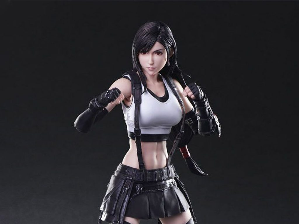 Final Fantasy VII Remake Play Arts Kai Tifa Lockheart