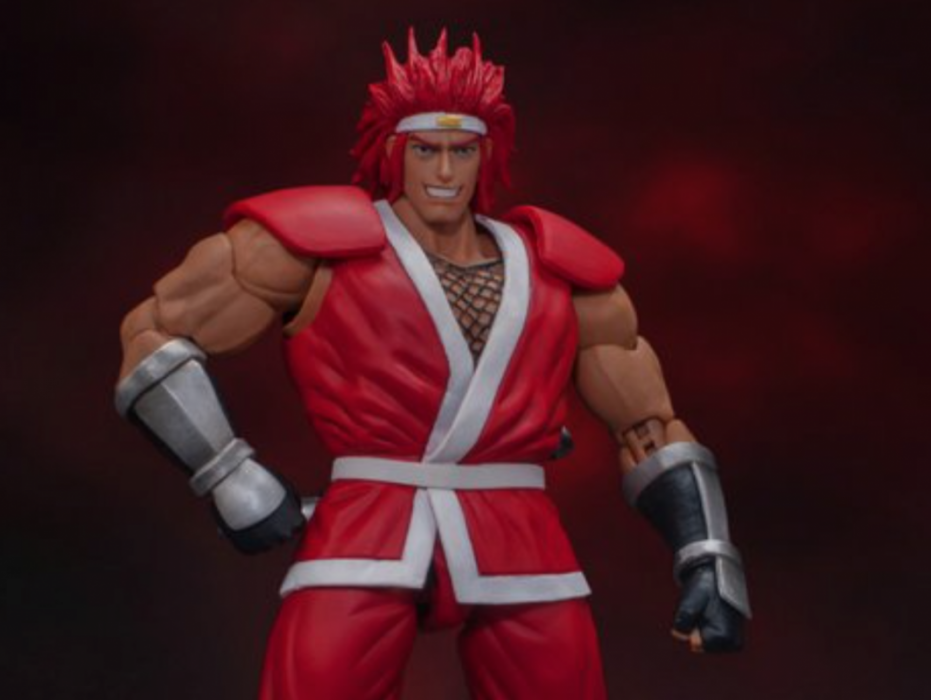 FUUMA KOTARO - WORLD HEROES PERFECT action figure