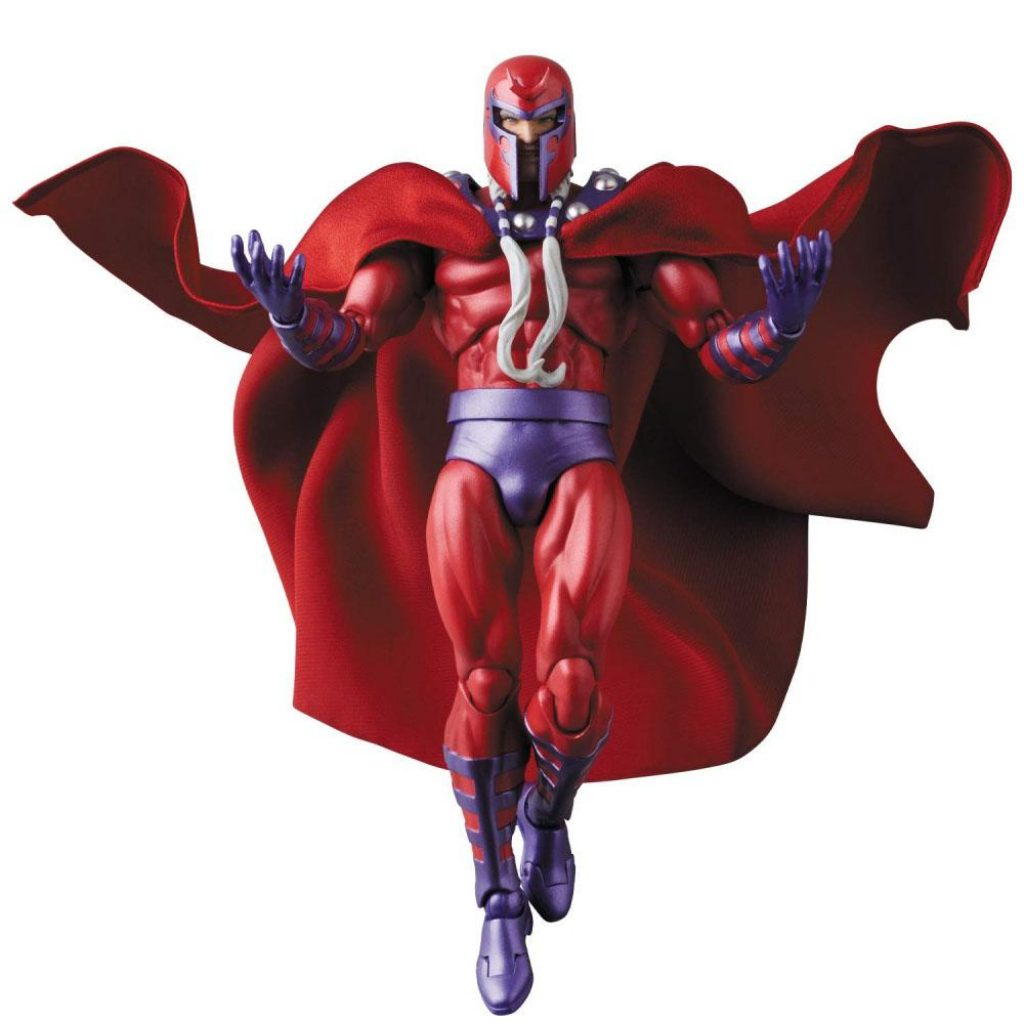 Marvel MAFEX Magneto Action FIgure