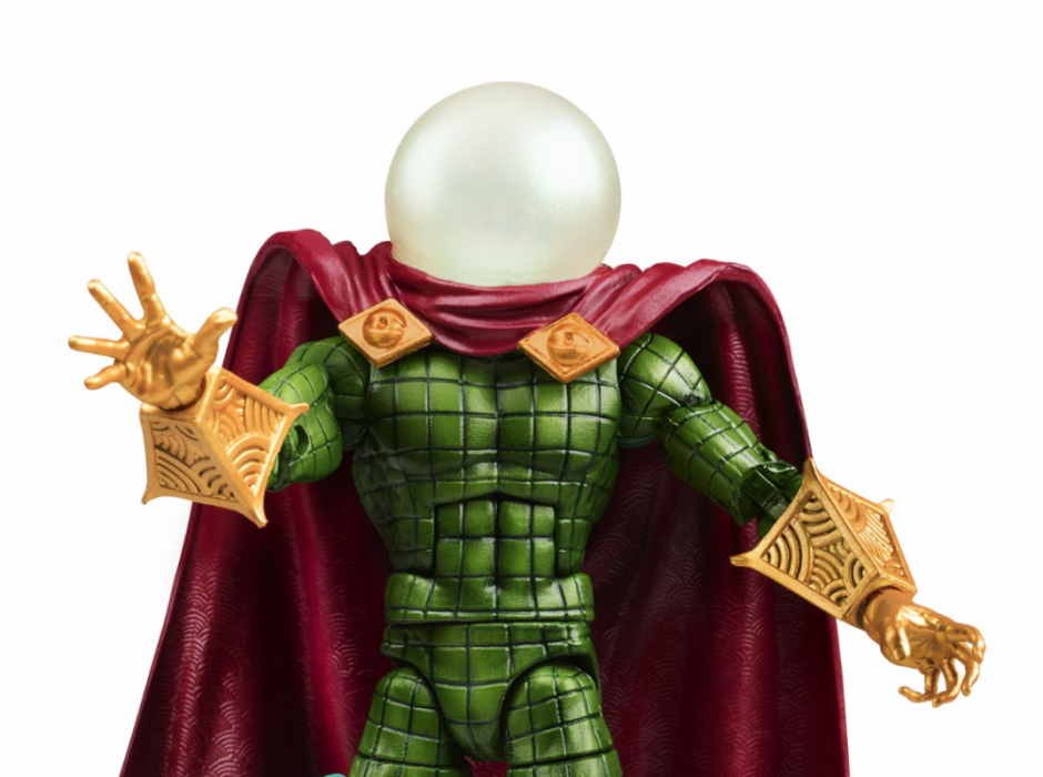 Spider-Man Marvel Legends Retro Collection Marvel's Mysterio BY HASBRO
