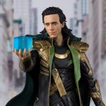 The Avengers S.H.Figuarts Loki BY BANDAI SPIRITS