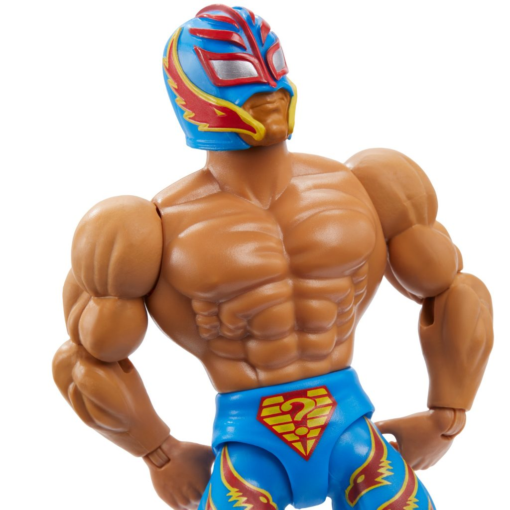 WWE Masters of the WWE Universe Rey Mysterio Figure - Heroic High Flyer