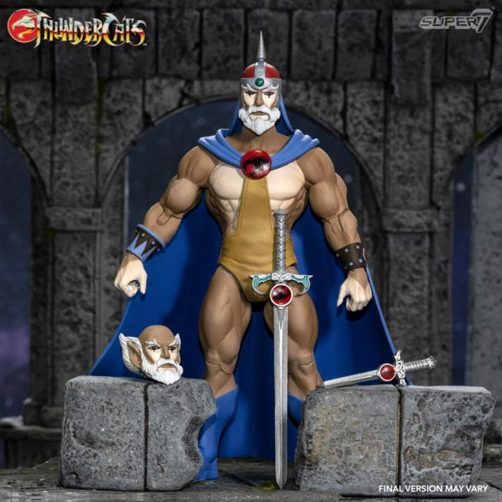 Super7 Announces Thundercats Ultimates Wave 3 Pre-Order