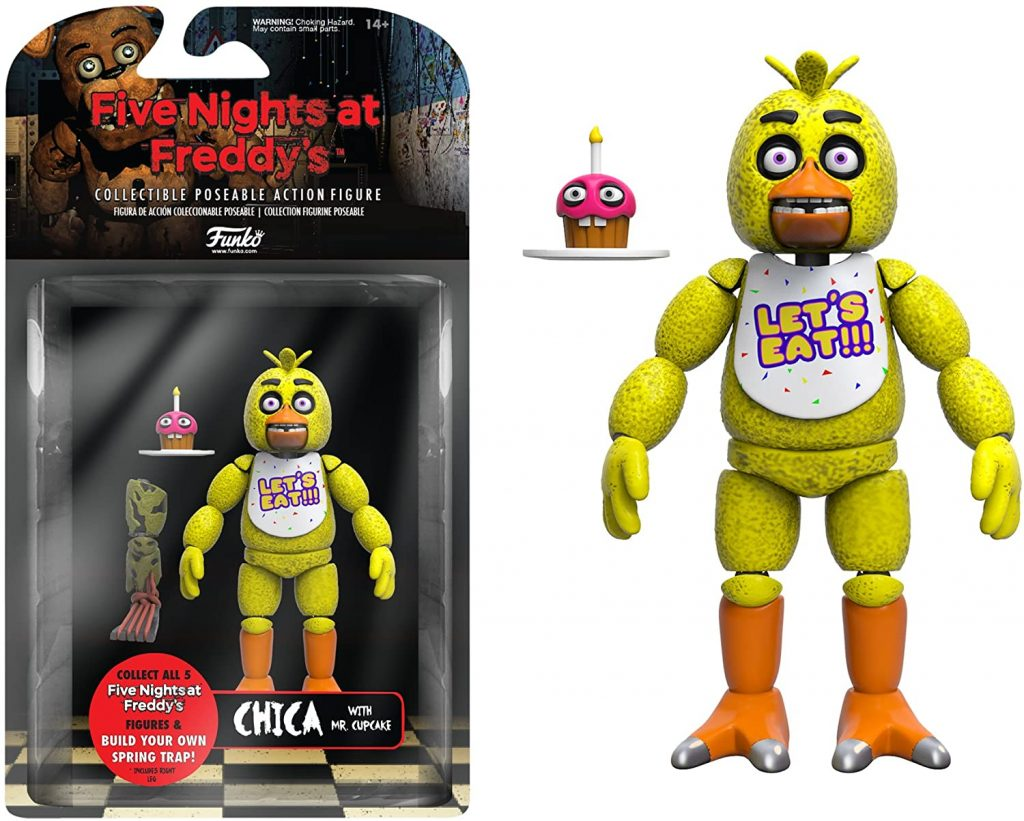 Funko Five Nights at Freddy's Chica Action Figure