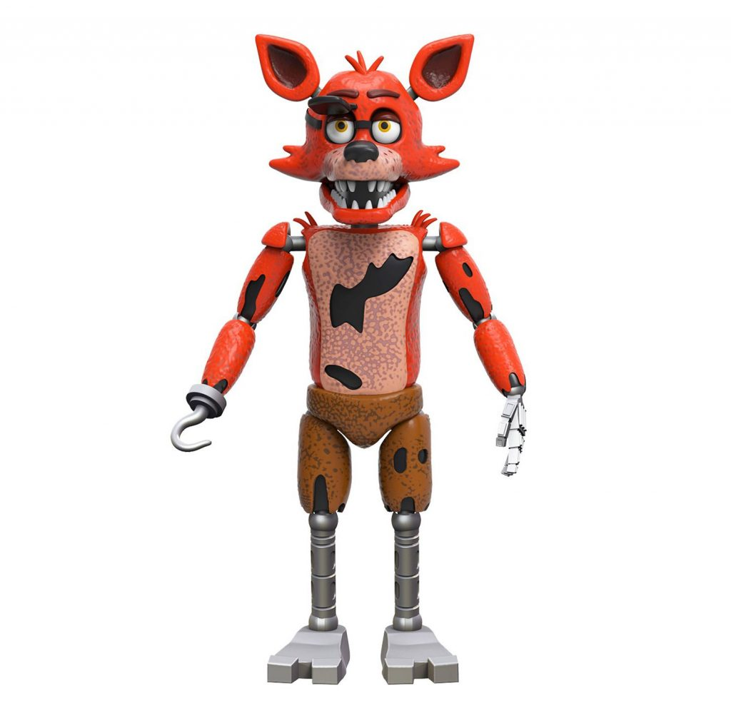 Five Nights at Freddy's Foxy Action Figure