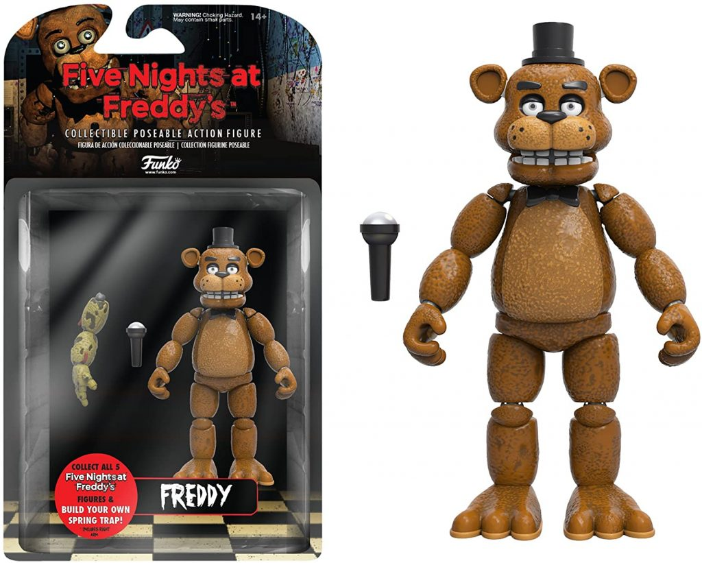 Funko Five Nights at Freddy's Freddy Action Figure