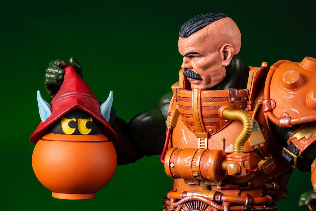 The ComingSoon Exclusive Mondo Masters of the Universe Man-At-Arms Action Figure Reveal