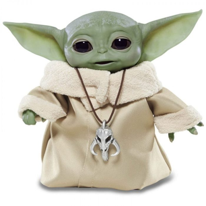 Hasbro Star Wars the mandalorian baby Yoda toys
