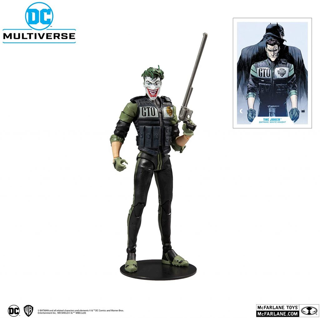 McFarlane Toys DC Multiverse Batman: The White Knight Figures Wave 3 Pre-Order