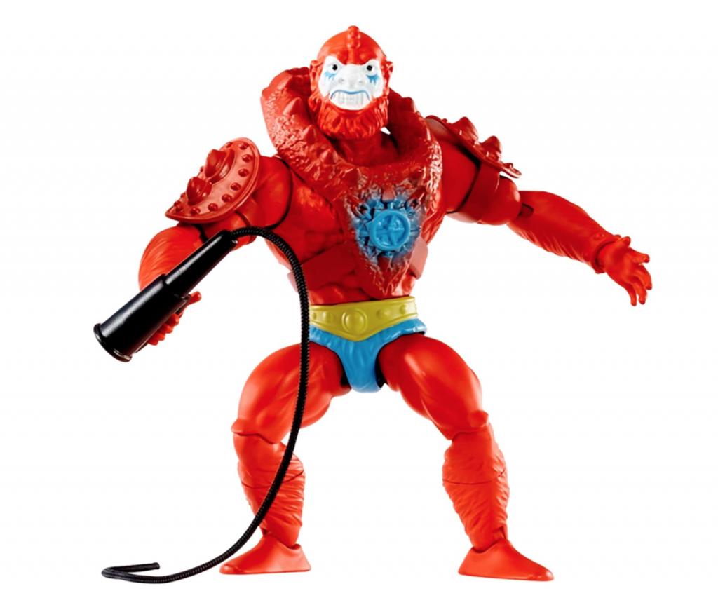MOTU Origins Beastman Cat Figure