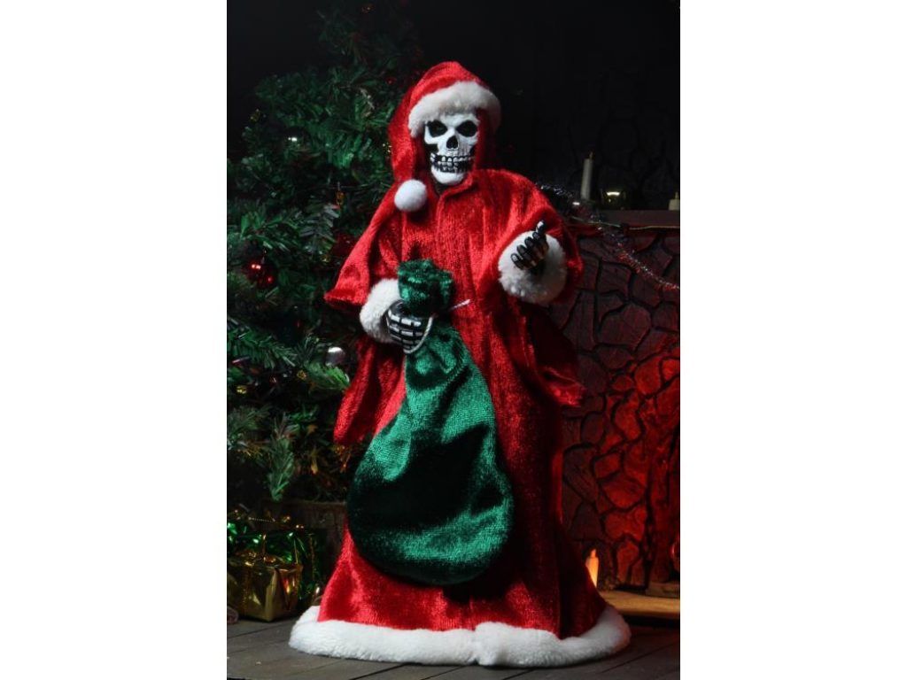 Misfits The Holiday Fiend Figure BY NECA