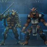 NECA Tokka & Rahzar 2 Pack Action Figures
