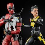X-Men Marvel Legends 20th Anniversary Deadpool & Negasonic Teenage Warhead BY HASBRO