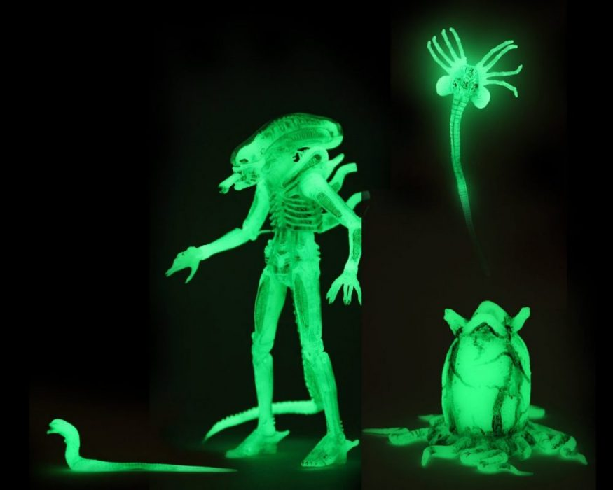 Alien Glow In The Dark Ultimate Big Chap
