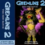 NECA Greta Gremlin Action Figure