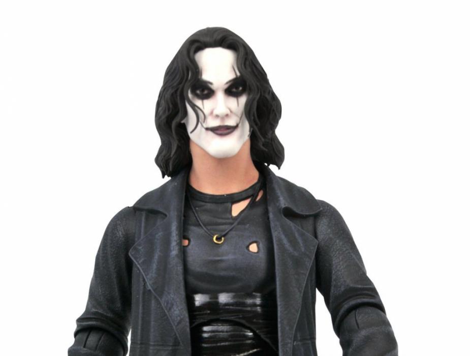The Crow action figure Diamond Select toys