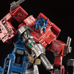 Transformers: Bumblebee PREMIUM Optimus Prime Action Figure by Threezero x Hasbro