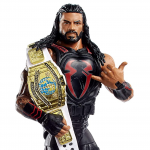 WWE Toy with belts