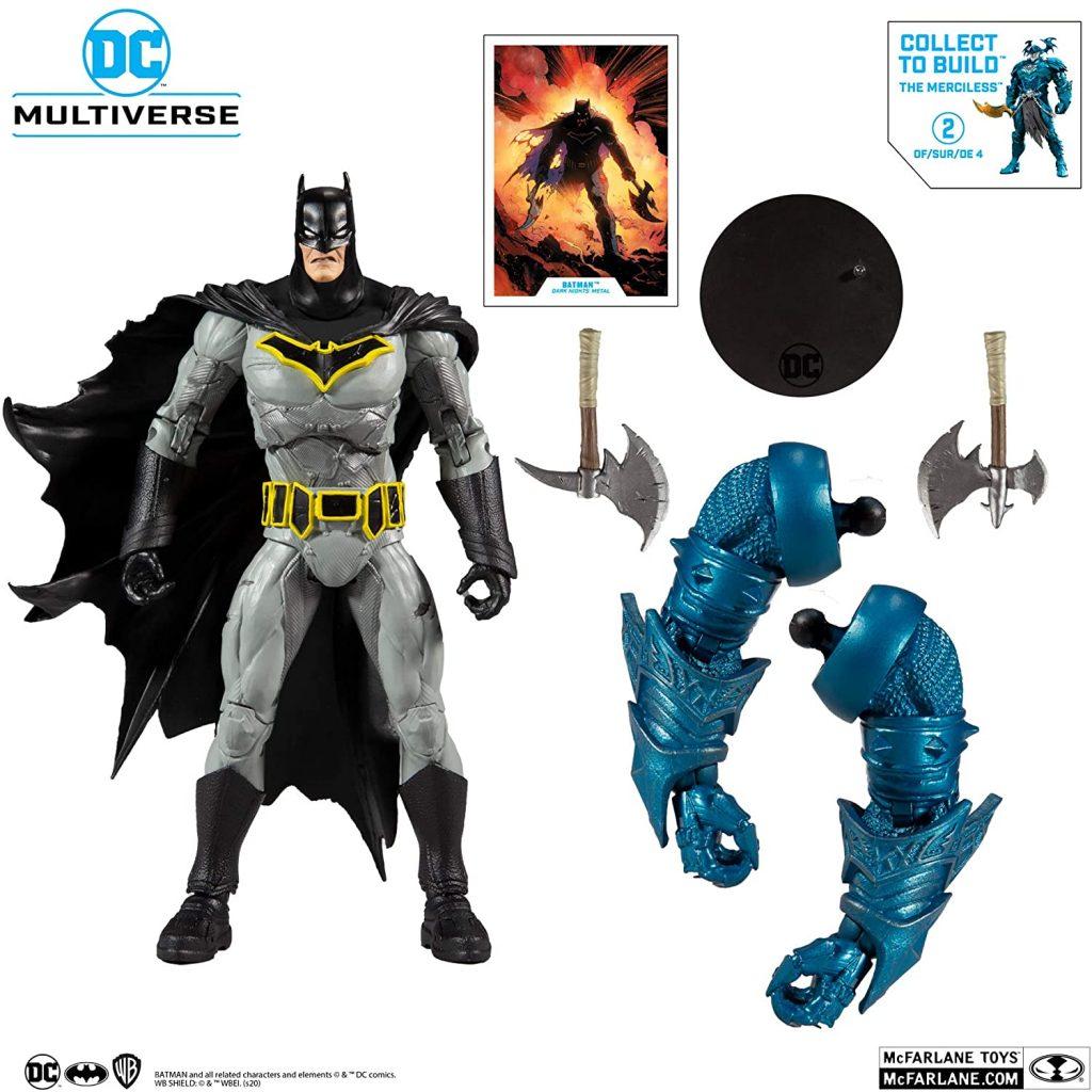 DC Multiverse Dark Nights: Metal Figures by McFarlane Toys Pre-Order