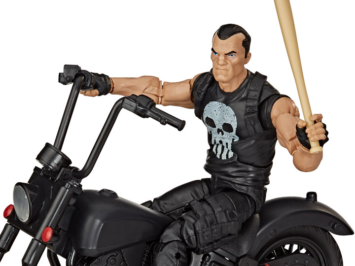 Marvel Legends Punisher with Motorcycle