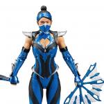 The McFarlane Toys Katana Mortal Action Figure