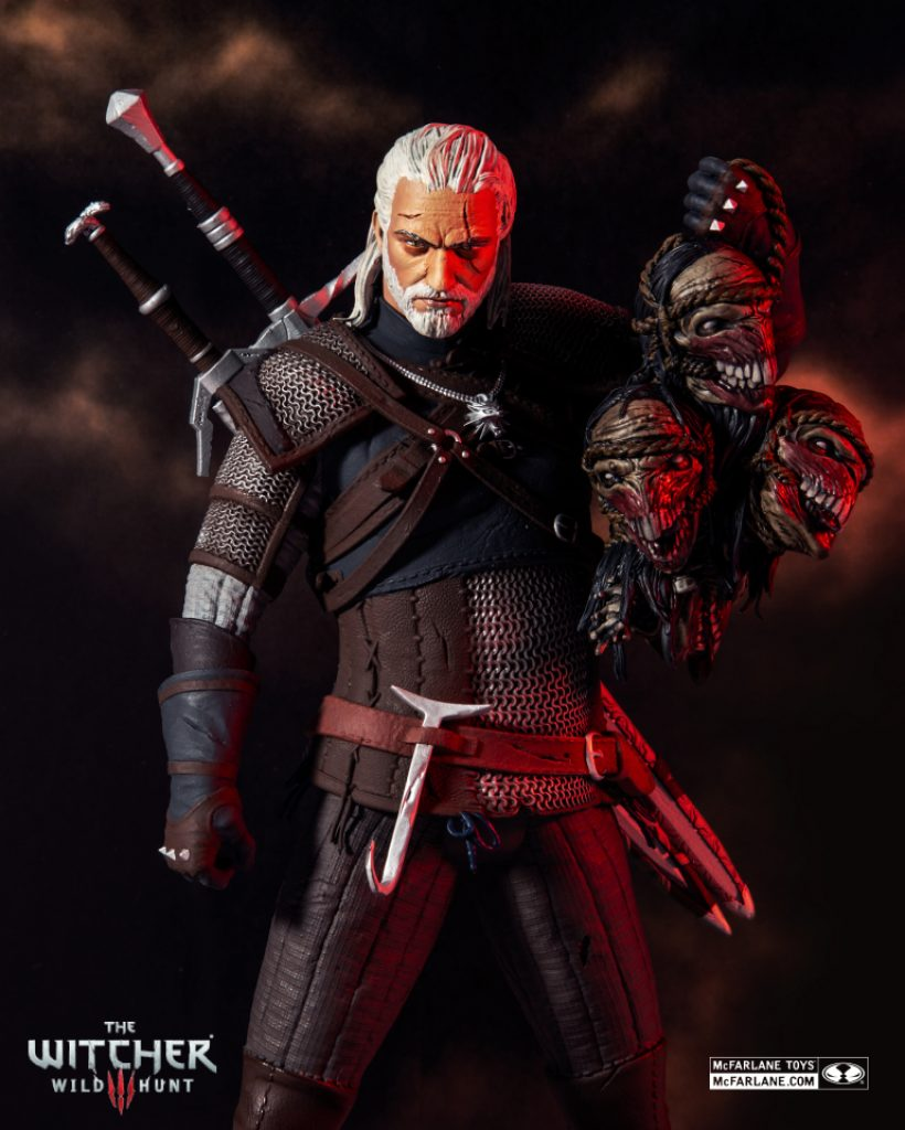 The Witcher Action Figure Mcfarlane Toys