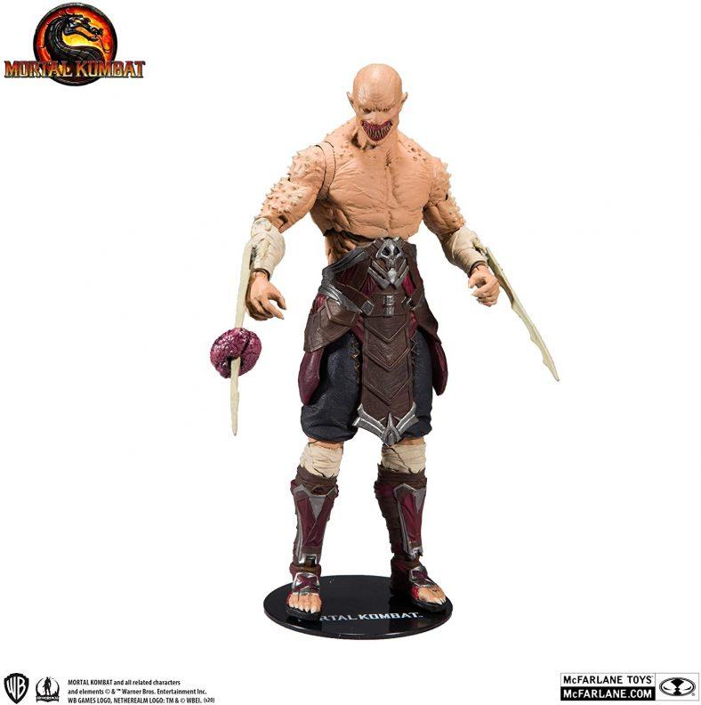 Mcfarlane Toys Baraka Action figure