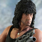 Rambo III Action Figure by Threezero