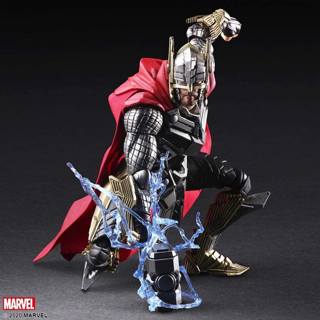 Square Enix Thor action figure