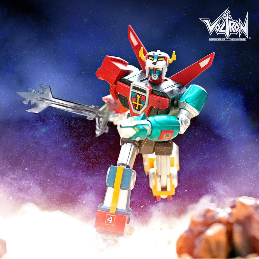 Voltron Ultimates Action Figure Super7