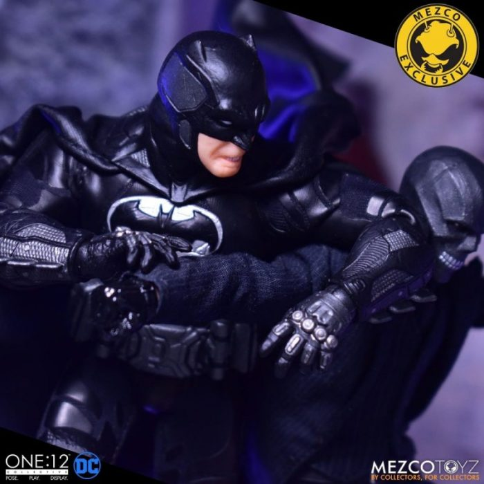 One:12 Collective Batman Supreme Knight Action Figure (Shadow Edition)