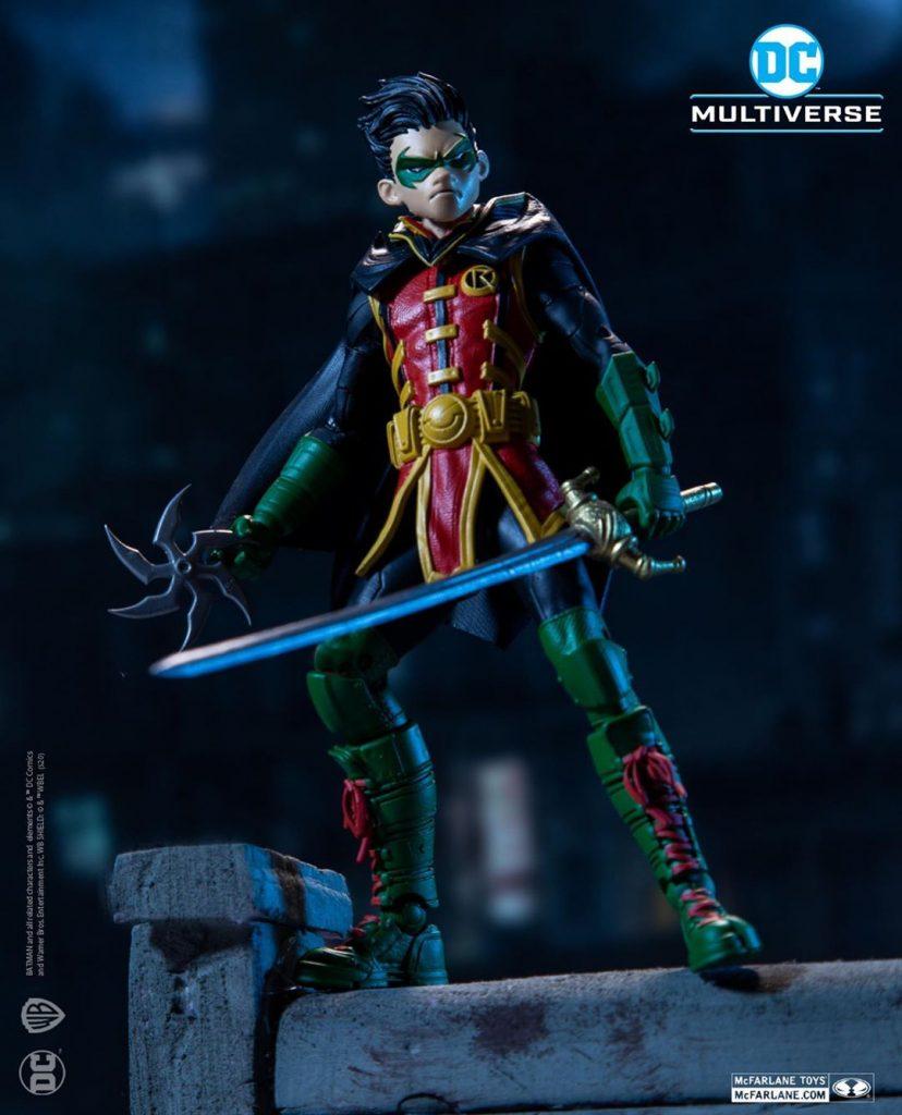 McFarlane Toys DC Multiverse Robin