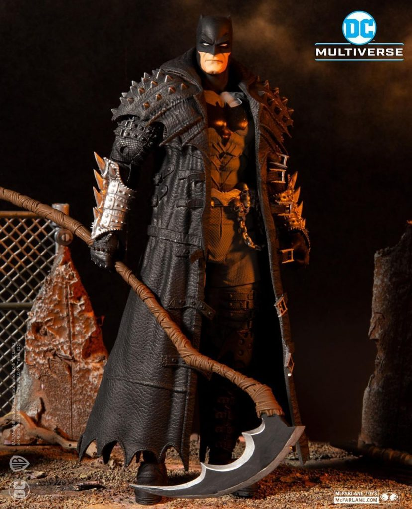 McFarlane Toys DC Multiverse Death Metal Batman